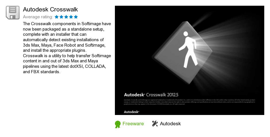 Autodesk Crosswalk