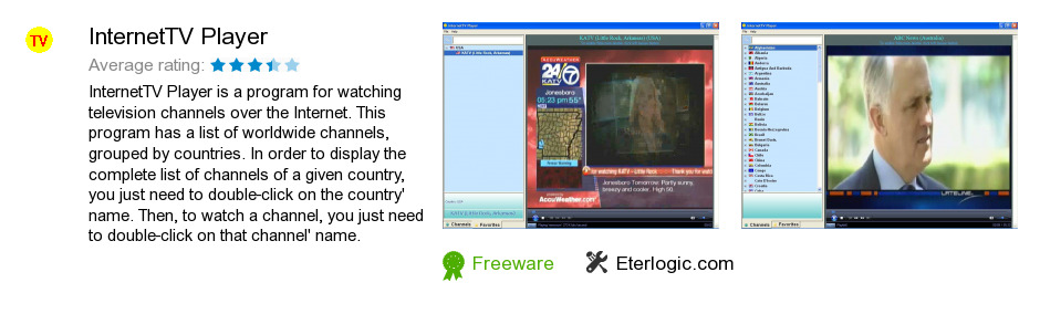 InternetTV Player