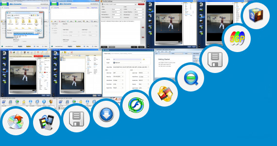 Software collection for 3gp Mobil Moves Com