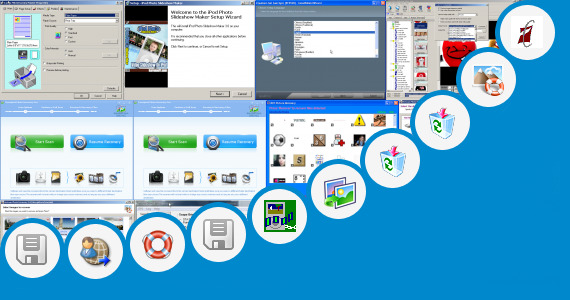 Software collection for Scope Photo Driver For