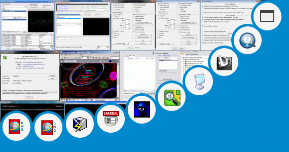 portable dwg viewer freeware