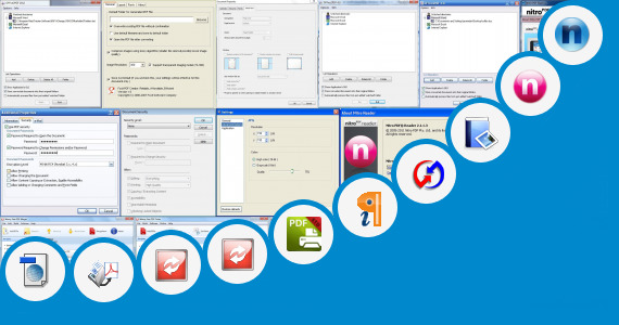 Software collection for Nitro Pdf Driver 5