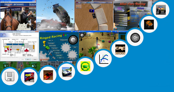Software collection for Ford Racing 1 Full