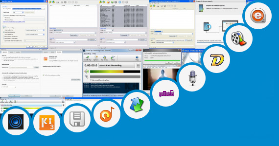 Software collection for Powerway Mp3 Driver
