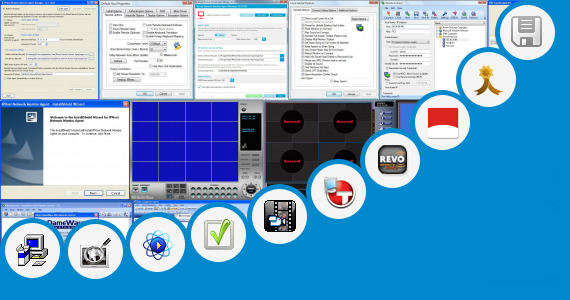 Software collection for Windows 7 Remote Agent Dvr Software