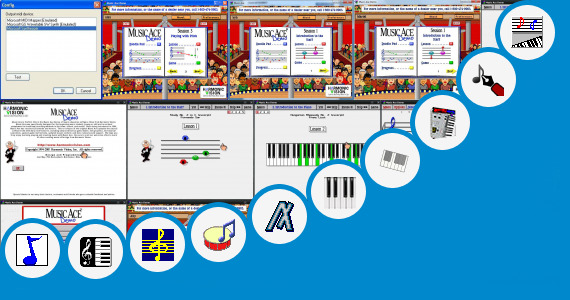 Software collection for Sonic His World Piano Sheet Music