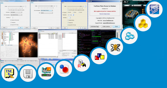 Software collection for Oscar X7 Mouse Editor 5 Mode