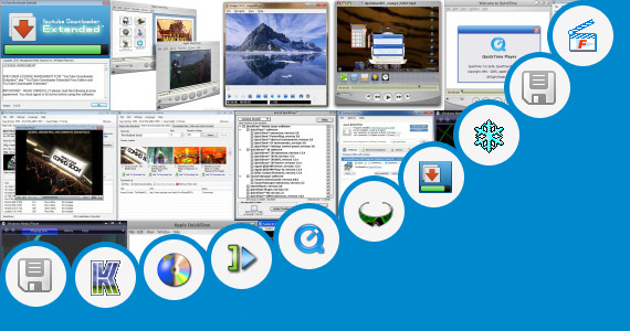 Software collection for Free Extender Player