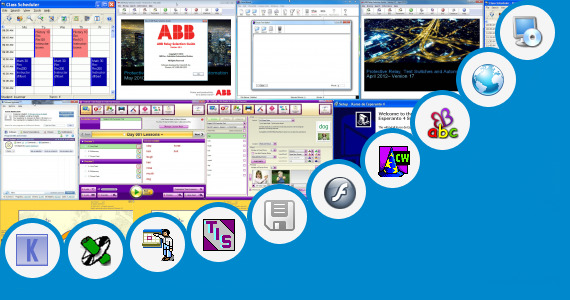 Software collection for Abb Quick Teach
