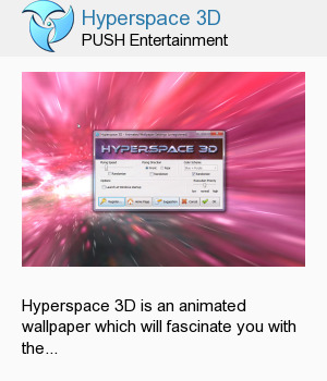 Hyperspace 3D