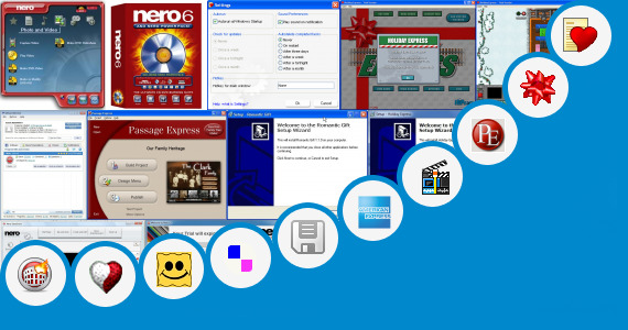 Software collection for Contoh Contoh Expressing Love