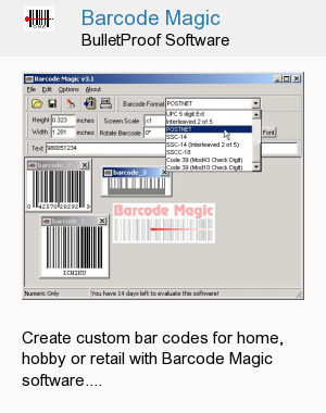 Barcode Magic