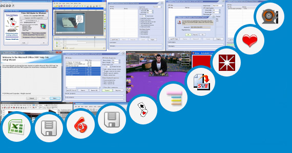 Software collection for Ems Powerpoint Training