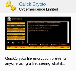 Quick Crypto