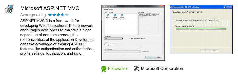 Microsoft ASP.NET MVC