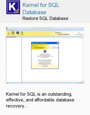 Kernel for SQL Database