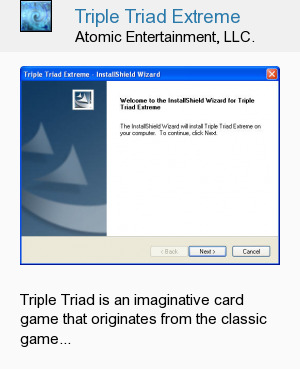 Triple Triad Extreme