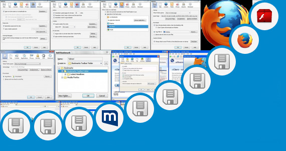 Software collection for Zeon Plus Plugin Firefox