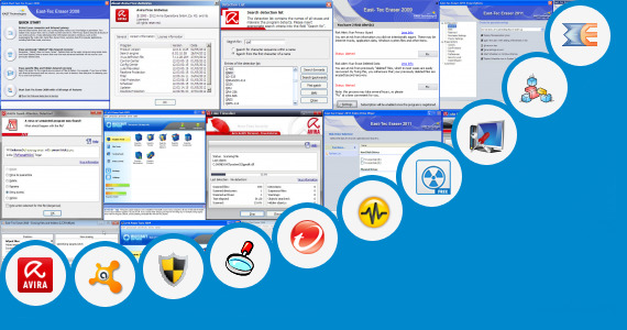 Software collection for Guardian Antivirus 2011 Update File