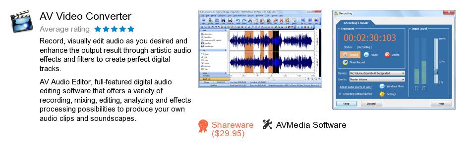 AV Video Converter