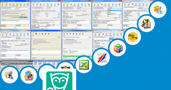 Software collection for Rar Password Unlocker License Key