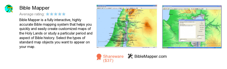 Bible Mapper