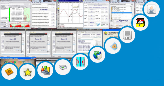 Software collection for Graph Paper Online Drawing