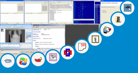 Software collection for Free Dicom Structured Report Viewer
