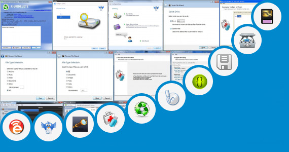Software collection for Magiccute Data Recover Licence Code