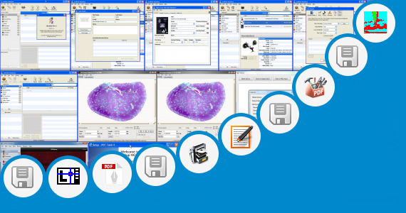 Software collection for Cam Scanner For Notebook