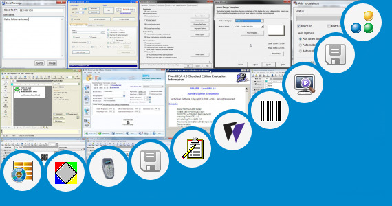 Software collection for Windows Excel Barcode Scanner Entry