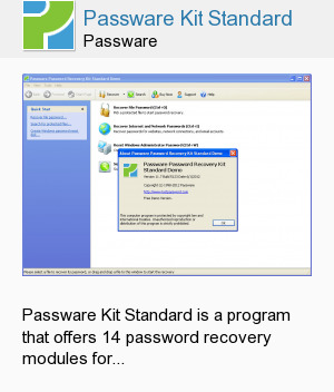 Passware Kit Standard