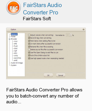 FairStars Audio Converter Pro