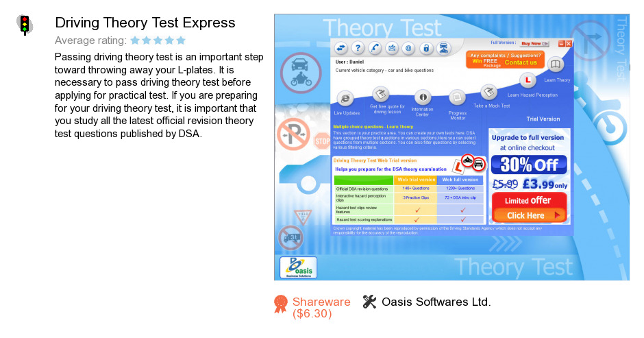 Driving Theory Test Express