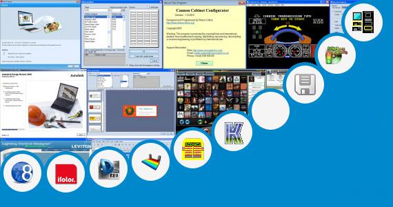 Freeware cabinet design software ibm standalone for Commercial design software