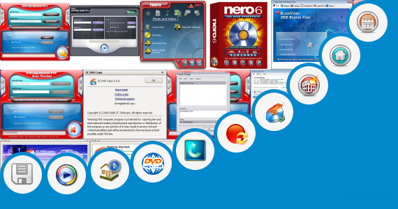 Software collection for Nero Dvd De Video Sofware