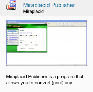 Miraplacid Publisher