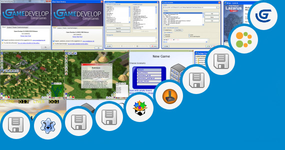 Software collection for Game Delphi Full Source