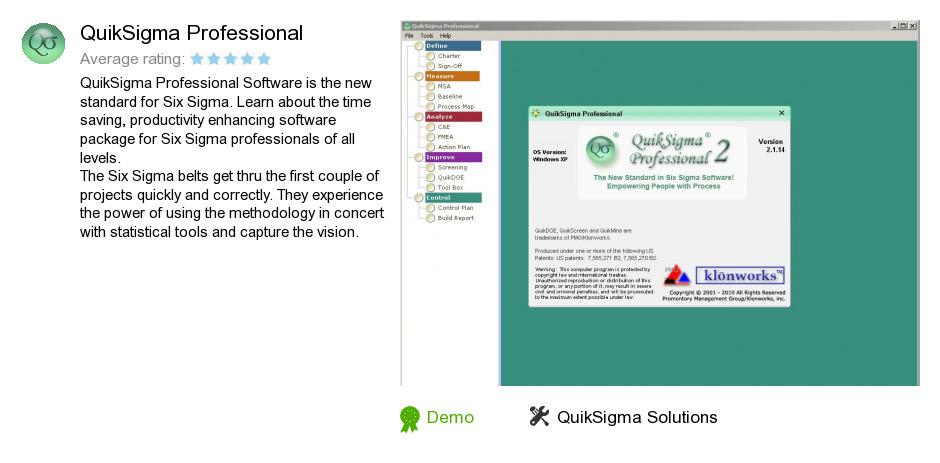 QuikSigma Professional