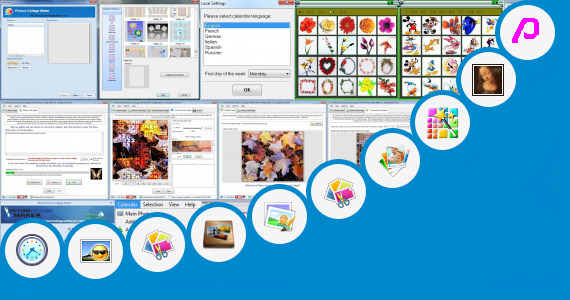 Software collection for Free Photo Puzzle Collage Maker