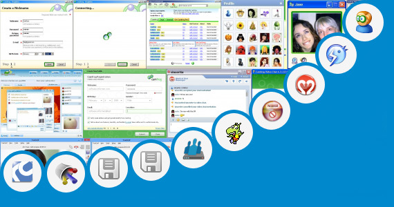 Software collection for Opensource Video Chat Server