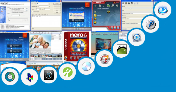 Software collection for Photo X Ray Software