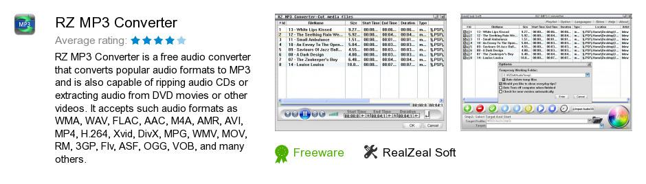 RZ MP3 Converter