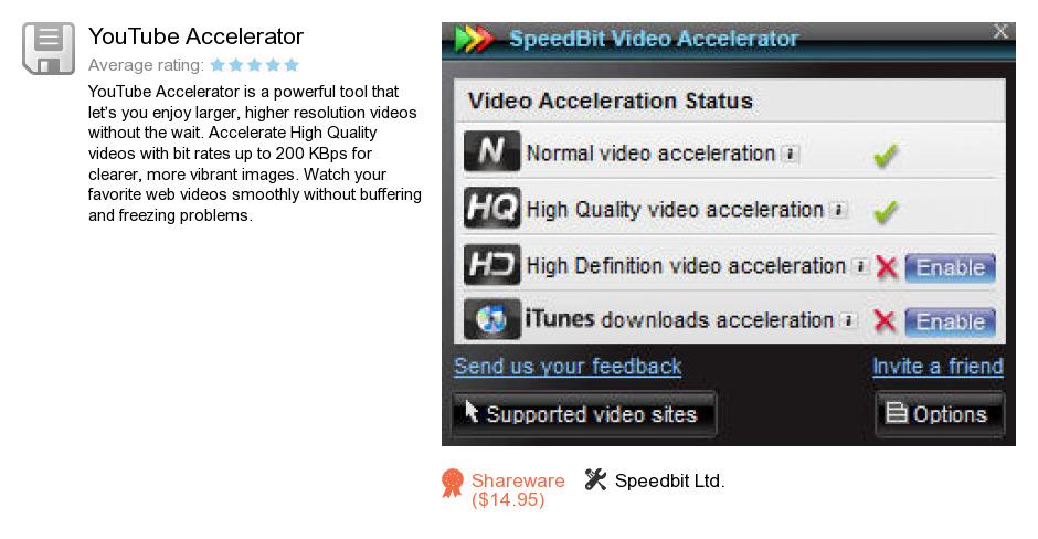 YouTube Accelerator