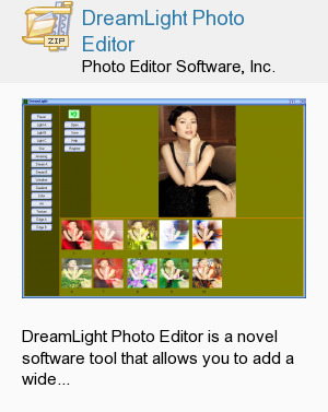 DreamLight Photo Editor