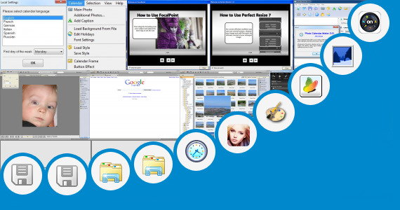 Software collection for C Pack Photo Editing Software 2011
