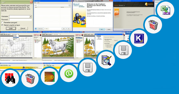 Software collection for Pagemaker Viewer Online