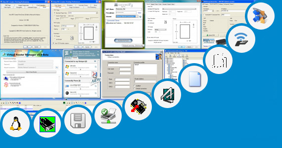Software collection for Virtual Router For Vista