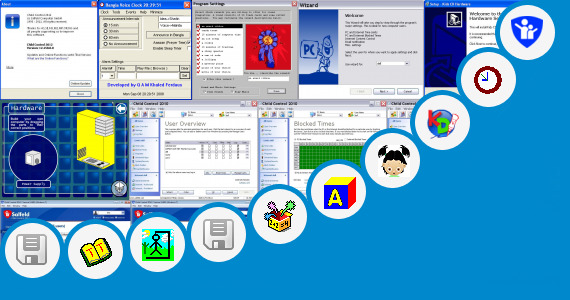 Software collection for Child Educational Software Bangla
