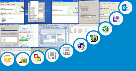 Software collection for Microsoft Office Outlook 2012